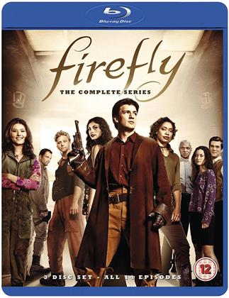 Firefly Complete - The Complete Series (3 Blu-rays)