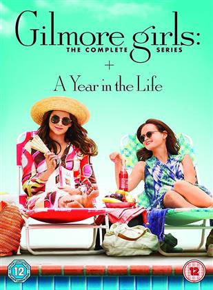 Gilmore Girls - The Complete Series + A year in the life (51 DVDs)