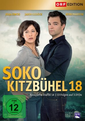 SOKO Kitzbühel - Vol. 18 (3 DVDs)