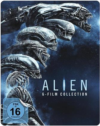Alien - 6-Film Collection (Steelbook, 6 Blu-rays)