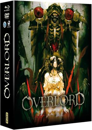 Overlord - Intégrale (8 OAVs, Collector's Edition, Limited Edition, 2 Blu-rays + 3 DVDs)