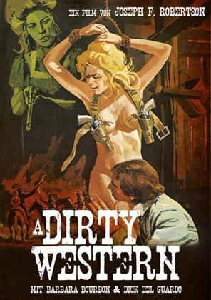 A Dirty Western (1975) (Cover A, Kleine Hartbox, Uncut)