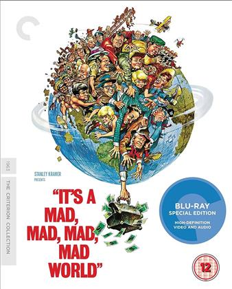 It's a Mad, Mad, Mad, Mad World (1963) (Criterion Collection, Special Edition, 2 Blu-rays)