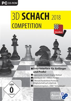 3D Schach 2018 Competition