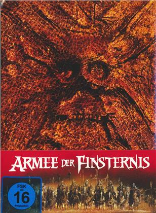 Armee der Finsternis (1992) (TV-Fassung, Wattiert, Director's Cut, Kinoversion, Limited Edition, Mediabook, 2 Blu-rays + DVD)