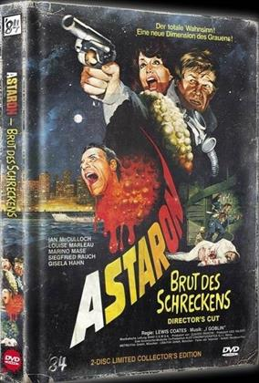 Astaron - Brut des Schreckens (1980) (Collector's Edition, Director's Cut, Kinoversion, Limited Edition, Mediabook, Uncut, 2 DVDs)