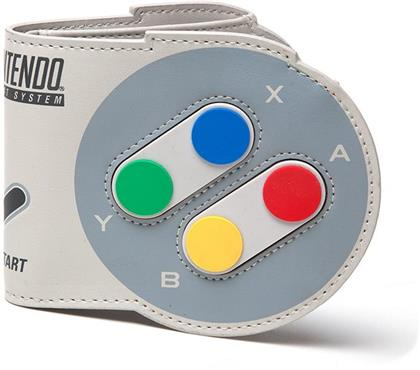 Nintendo - SNES Controller Shaped Bifold Novelty Wallet