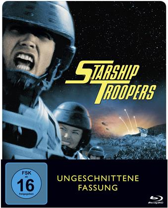 Starship Troopers (1997) (Steelbook, Uncut)