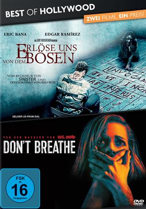 Erlöse uns von dem Bösen / Don't Breathe (Best of Hollywood)