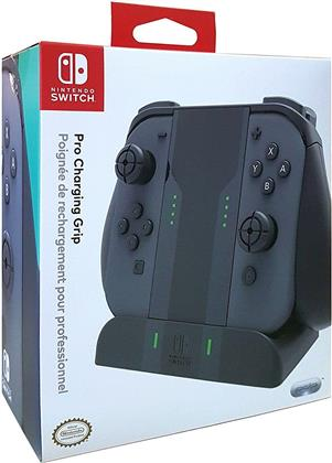 Switch Ladestation Joy Con Pro PDP incl. Halterung