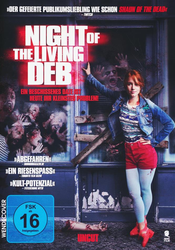 Night of the Living Deb (2015) (Uncut)