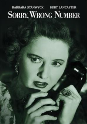 Sorry, Wrong Number (1948) (s/w)