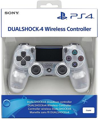 PS4 Controller original crystal translucent V2 wireless Dual Shock 4