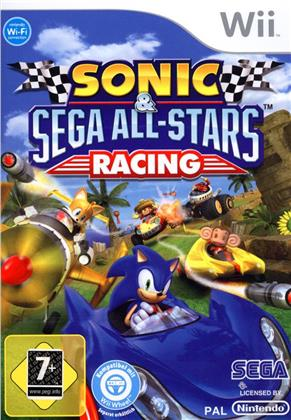 Sonic + Sega All-Stars Racing