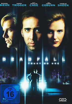 Deadfall (1993) (Cover A, Collector's Edition, Limited Edition, Mediabook, Uncut, Blu-ray + DVD)