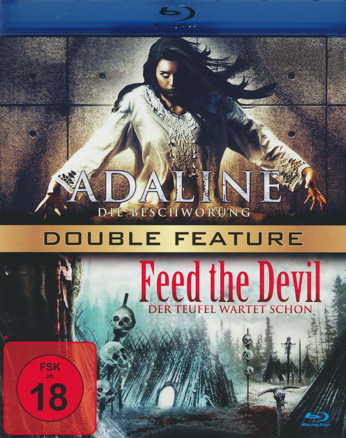Adaline - Die Beschwörung / Feed the Devil - Der Teufel wartet schon - (Double Feature)