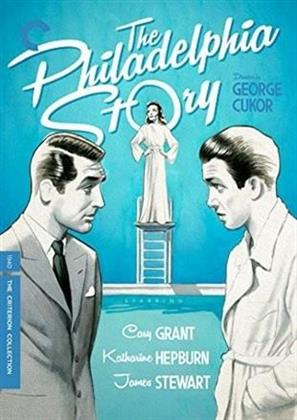 The Philadelphia Story (1940) (Criterion Collection)
