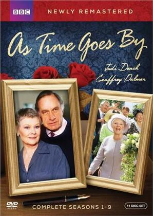 As Time Goes By - Complete Seasons 1-9 (BBC, 11 DVD)