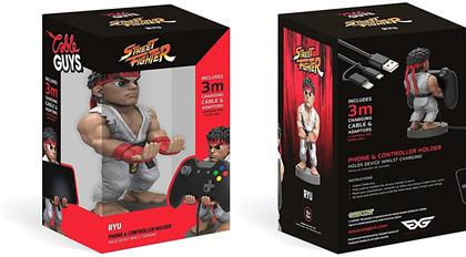 Cable Guy (Controller Station) - Ryu Street Fighter V incl. 3m Ladekabel