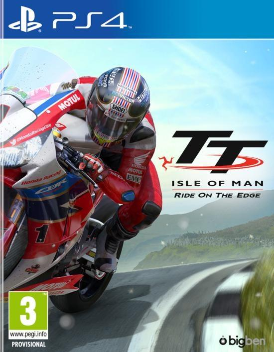 TT - Isle Of Man - Ride on the Edge