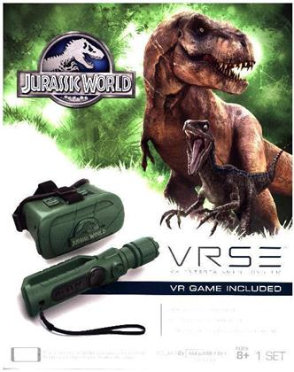 Jurassic World - VR Entertainment System Skyviper