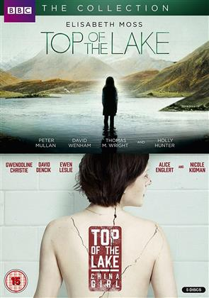 Top of the Lake - The Collection - Season 1+2 - China Girl (BBC, 5 DVDs)