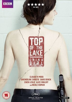 Top of the Lake - Season 2 - China Girl (BBC, 2 DVDs)