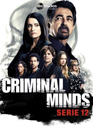 Criminal Minds - Stagione 12 (5 DVD)