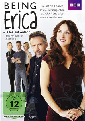 Being Erica - Alles auf Anfang - Staffel 3 (BBC, 3 DVDs)