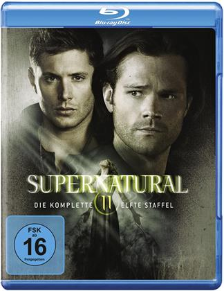 Supernatural - Staffel 11 (4 Blu-rays)