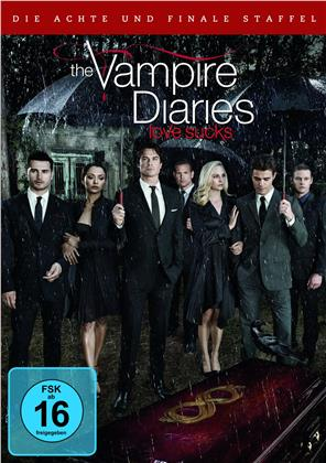 The Vampire Diaries - Staffel 8 - Die finale Staffel (3 DVDs)