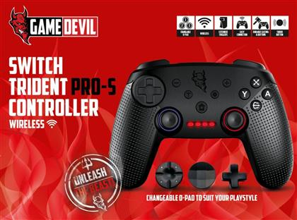 Trident PRO-S Controller Wireless