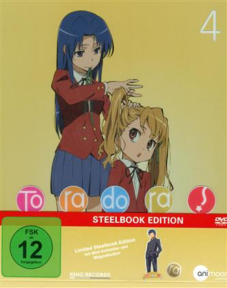 Toradora! - Vol. 4 (Limited Edition, Steelbook)