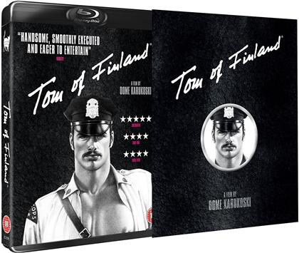 Tom Of Finland (2017) (Limited Edition, Blu-ray + DVD)