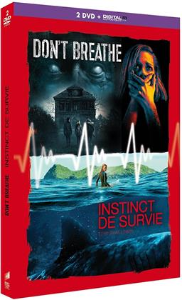 Don't Breathe / Instinct de Survie (2 DVDs)