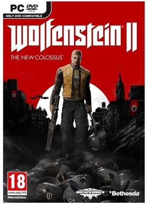 Wolfenstein 2 - The New Colossus - (Uncensored UK-Version)