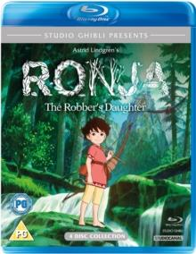 Ronja The Robber's Daughter (4 Blu-rays)