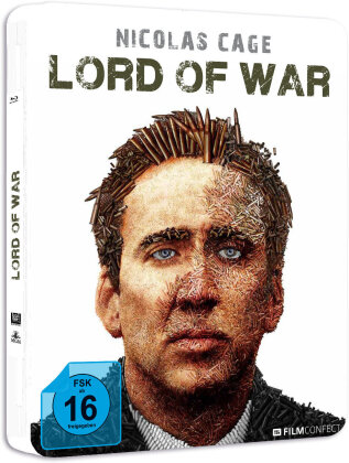 Lord of War - Artwork White (2005) (FuturePak, Limited Edition, Steelbook)