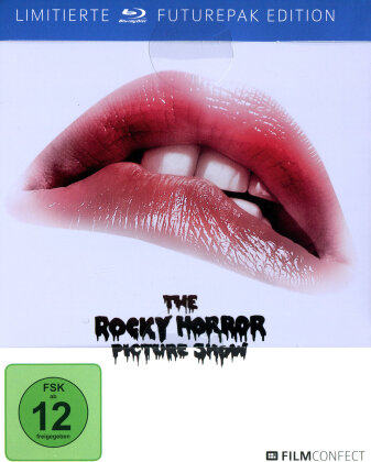The Rocky Horror Picture Show - Artwork White (1975) (FuturePak, Edizione Limitata, Steelbook)