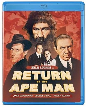 Return Of The Ape Man (1944) (s/w)