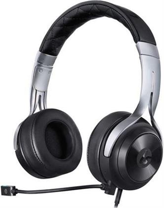Multi Headset LS20 black PS-4, XB-One, Windows, Switch - Phone LucidSound