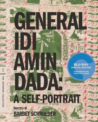 General Idi Amin Dada (1974) (Criterion Collection, Edizione Speciale)