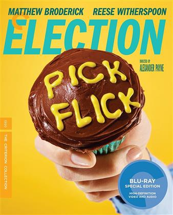 Election (1999) (Criterion Collection, Special Edition)