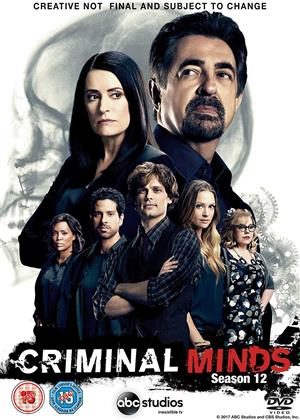 Criminal Minds - Season 12 (5 DVDs)