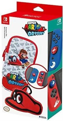 Switch Pack Starter Kit - Super Mario Odyssey