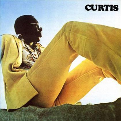 Curtis Mayfield - Curtis - 2017 Reissue (LP)