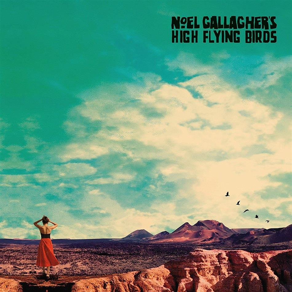 Noel Gallagher (Oasis) & High Flying Birds - Who Built The Moon? (LP + Digital Copy)