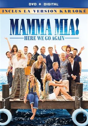Mamma Mia! 2 - Here We Go Again (2018) (Édition Karaoke)