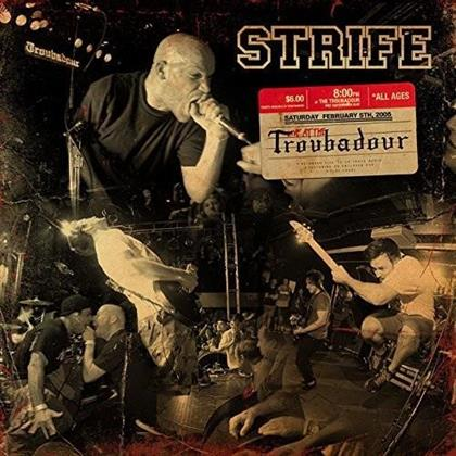Strife - Live At The Troubadour (CD + DVD)