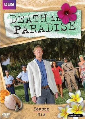 Death In Paradise - Season 6 (BBC, 2 DVD)